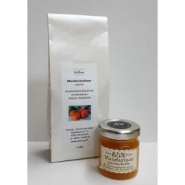 VSE106  Mandarinenfeuer 100g  + Mandarinen Marmelade 40g