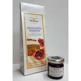 Granat-Marzipan 100g + Pfl.-Granatapfel Konfitüre 40g