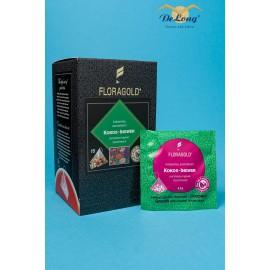 Tee-Pyramide Kokos-Ingwer