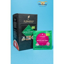 Tee-Pyramide Bio Kräutertee Relaxing Herbs