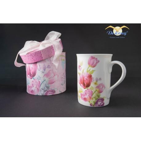 Teetasse Blütenzauber