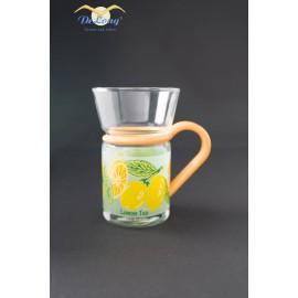Teeglas Zitrone 0,2l