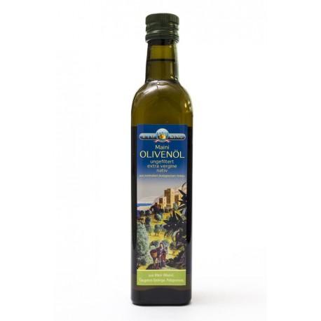 Bio Olivenöl aus Maini