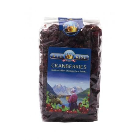 Bio Cranberries 250g