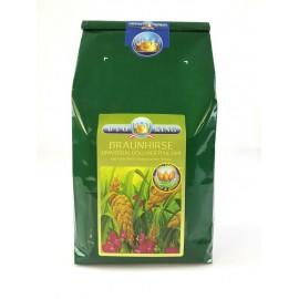 Bio Braunhirse 50% gekeim t& gemahlen 1kg
