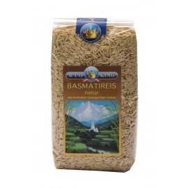 Bio Basmati-Reis Natur 500g