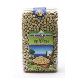 Bio Erbsen grün 500g