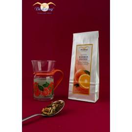 Teeglas Orange 0.2l + Rooibos Orange 100g