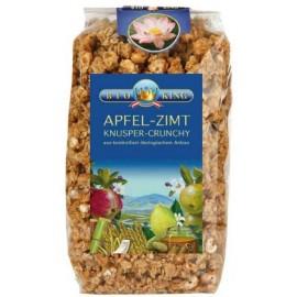Bio Knuspercrunchy Apfel-Zimt