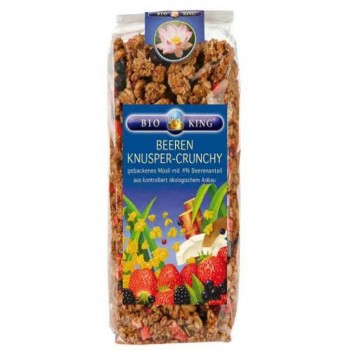 Bio Knuspercrunchy Beeren