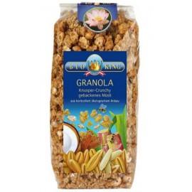 Bio Knuspercrunchy Granola