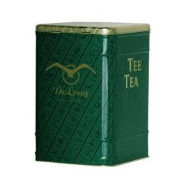Teedose grün