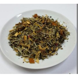 Mate-Tee Orange-Limette-Malve 500g