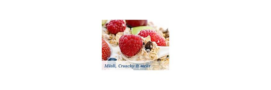 Müsli, Crunchy & mehr